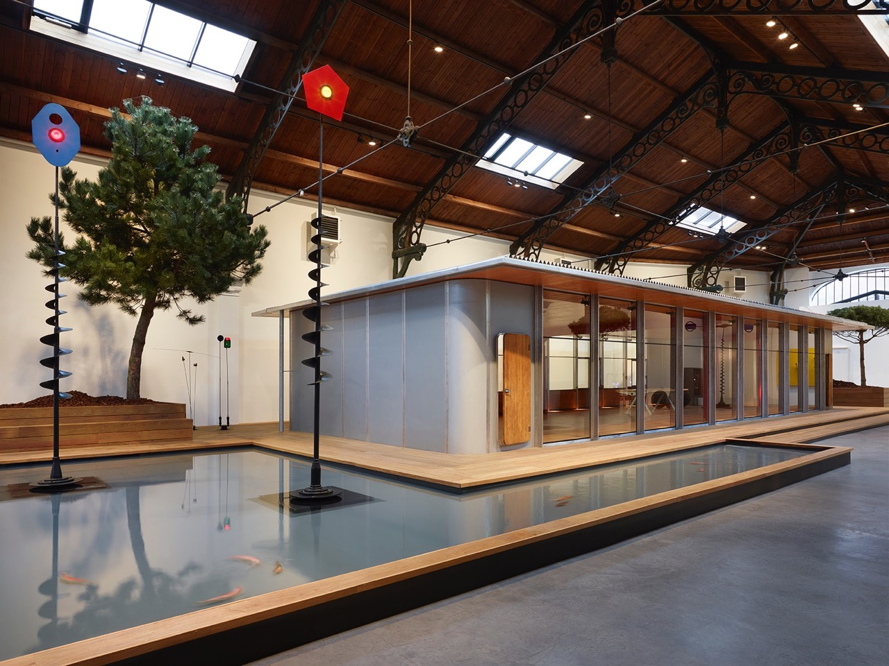 ID8B - Maison Prouvée - Galerie Down Town